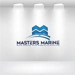 Masters Marine Logo - Entry #195