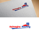 Reimagine Roofing Logo - Entry #20