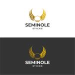 Seminole Sticks Logo - Entry #110