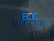 Blue Chip Conditioning Logo - Entry #66
