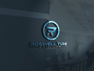 Roswell Tire & Appliance Logo - Entry #17