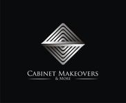 Cabinet Makeovers & More Logo - Entry #18