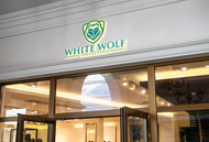 White Wolf Consulting (optional LLC) Logo - Entry #202