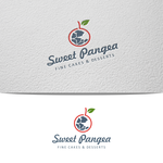Sweet Pangea Logo - Entry #116