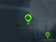 Sweet Pangea Logo - Entry #158