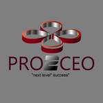 PRO2CEO Personal/Professional Development Company  Logo - Entry #95