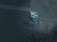 Schmidt IT Solutions Logo - Entry #178