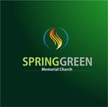 Spring Green Memorial Church Logo - Entry #128