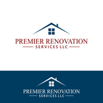 Premier Renovation Services LLC Logo - Entry #101