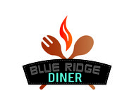 Blue Ridge Diner Logo - Entry #53