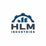 HLM Industries Logo - Entry #242