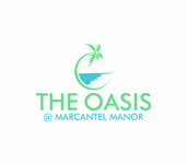 The Oasis @ Marcantel Manor Logo - Entry #130