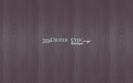 Drifter Chic Boutique Logo - Entry #315