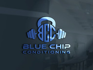 Blue Chip Conditioning Logo - Entry #188
