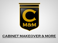 Cabinet Makeovers & More Logo - Entry #47