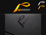 Corporate Logo Design 'AD Productions & Management' - Entry #112