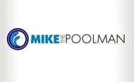 Mike the Poolman  Logo - Entry #141