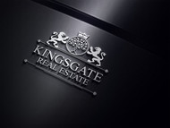 Kingsgate Real Estate Logo - Entry #147