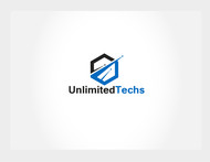 Unlimited Techs Logo - Entry #1