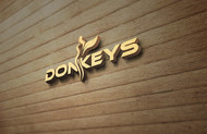 DONKEYS Logo - Entry #28