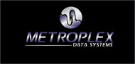 Metroplex Data Systems Logo - Entry #83