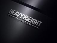 Heavyweight Jiujitsu Logo - Entry #53