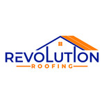 Revolution Roofing Logo - Entry #18
