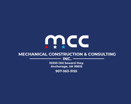 Mechanical Construction & Consulting, Inc. Logo - Entry #221
