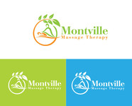 Montville Massage Therapy Logo - Entry #17