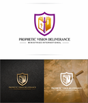 Prophetic Vision Deliverance Ministries International Logo - Entry #45