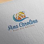 Ana Carolina Fine Art Gallery Logo - Entry #257