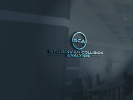 Sturdivan Collision Analyisis.  SCA Logo - Entry #48