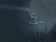Sturdivan Collision Analyisis.  SCA Logo - Entry #48