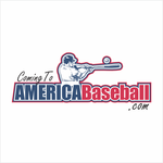 ComingToAmericaBaseball.com Logo - Entry #5