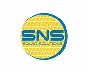 SNS Solar Solutions Logo - Entry #44