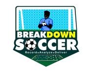 BreakDownSoccer Logo - Entry #32