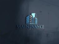 MAIN2NANCE BUILDING SERVICES Logo - Entry #80