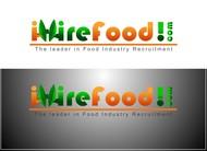 iHireFood.com Logo - Entry #131