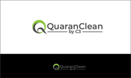 QuaranClean Logo - Entry #87
