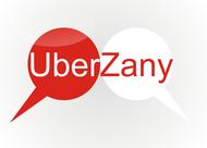 UberZany Logo - Entry #49