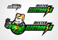 Mister Electronic Logo - Entry #50