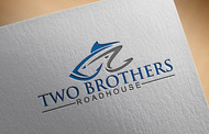Two Brothers Roadhouse Logo - Entry #56