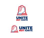 Unite not Ignite Logo - Entry #246