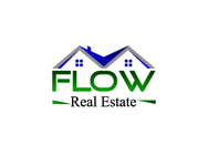 Flow Real Estate Logo - Entry #41