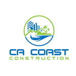 CA Coast Construction Logo - Entry #50