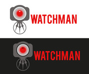 Watchman Surveillance Logo - Entry #205