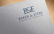 Baker & Eitas Financial Services Logo - Entry #59