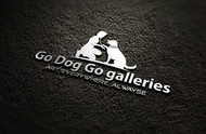 Go Dog Go galleries Logo - Entry #80