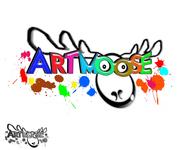 ArtMoose Logo - Entry #60