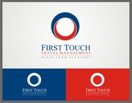 First Touch Travel Management Logo - Entry #111